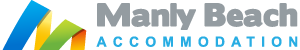 Manly Beach Accommodation Logo
