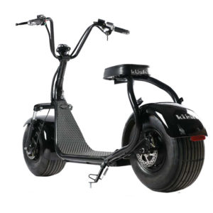 kush electric scooter from q