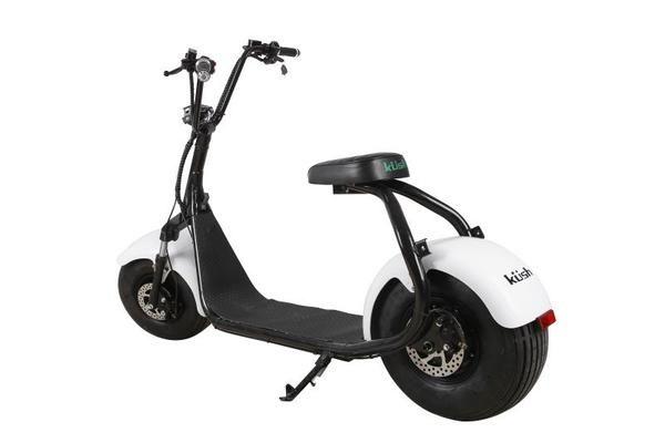 Kush Steezer Electric Scooter Kush Electric Bike